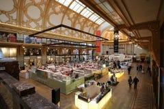 Stadsfeestzaal zakupy centrum handlowe Antwerp Zdjęcia Stock