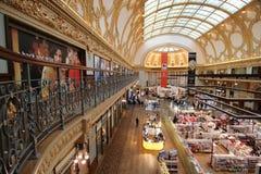 Stadsfeestzaal zakupy centrum handlowe Antwerp Obraz Stock