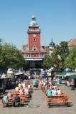 Stadsfestival Gotha Arkivfoton