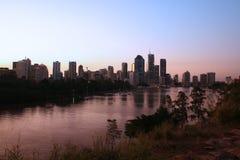 stadsflod Fotografering för Bildbyråer