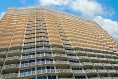 stadsflorida hotell panama arkivbild