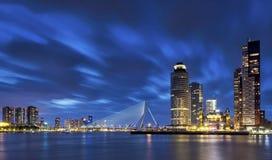 Stadsflyttning Arkivfoto