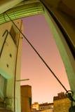stadsglöd Arkivfoton