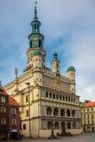 Stadshus Arkivbild