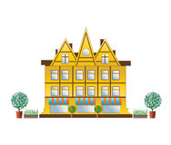 stadshus Royaltyfri Bild
