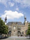 Stadshus Aachen Royaltyfria Foton