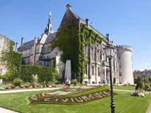 Stadshus av Angoulême Arkivbilder