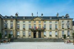 Stadshus av Bayeux Fotografering för Bildbyråer
