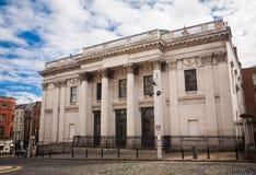 Stadshus Dublin City Arkivfoton