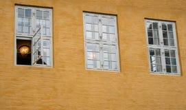 Stadshus i Aalborg, Danmark Royaltyfri Bild