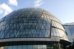 Stadshus i London, England, Europa Arkivfoto