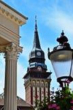 Stadshus i Szabadka Royaltyfria Foton