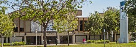 Stadshus (Laval) Arkivfoto