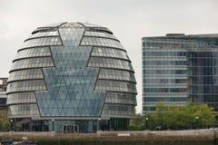 Stadshus London Fotografering för Bildbyråer