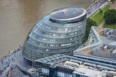 stadshus london Royaltyfri Fotografi