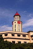 stadshus manila Arkivbilder
