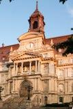 stadshus montreal Arkivbild