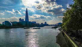Stadshus skärvan, London arkivfoto