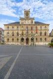 Stadshus Weimar i Tyskland Royaltyfri Foto
