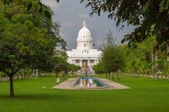 Stadshuset av Colombo Arkivbild