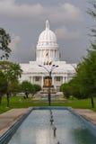 Stadshuset av Colombo Arkivfoto