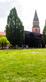Stadshuset i Kiel, Tyskland Royaltyfri Fotografi
