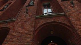 Stadshuset/stadshus, Stockholm Sverige stock video