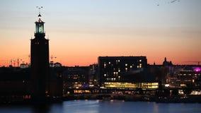 Stadshuset, Stockholm lager videofilmer