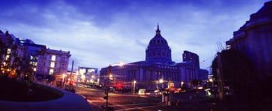 stadshussf USA Royaltyfri Bild