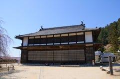 stadsiida japan nagano Arkivbild