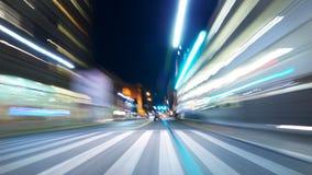Stadskörning Arkivbilder