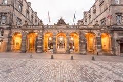Stadskamers, Edinburgh royalty-vrije stock foto's