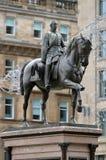 Stadskamers in George Square, Glasgow, Schotland Royalty-vrije Stock Afbeelding