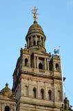 Stadskamers in George Square, Glasgow, Schotland Royalty-vrije Stock Afbeeldingen