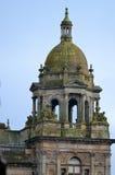 Stadskammare i George Square, Glasgow, Skottland Arkivbilder