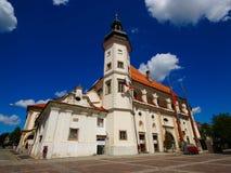 Stadskasteel, Maribor, Slovenië Stock Afbeeldingen