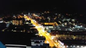 stadslampor Royaltyfria Bilder