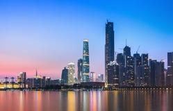 Stadslandskap fotografering för bildbyråer