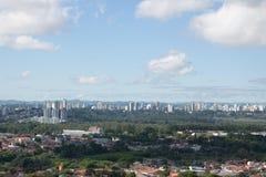 Stadslandskap 5 - Sao Jose Dos Campos Arkivbild