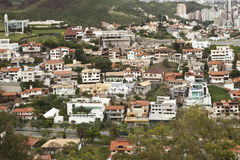 stadsliggande Arkivbilder