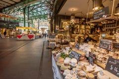 Stadsmarkt in Londen, het Verenigd Koninkrijk royalty-vrije stock foto's
