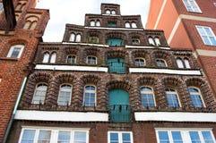 Stadsmening van lueneburg-iii-Duitsland Stock Afbeeldingen