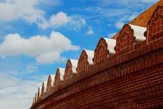 Stadsmuur Stock Afbeelding