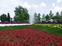stadspark Royaltyfri Fotografi