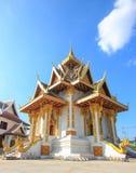 Stadspijler in Vientiane, Laos Stock Foto