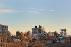 stadssikt Arkivfoto