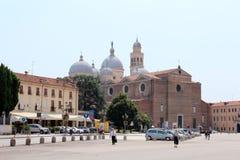 Stadssikt av Padua, Italien Royaltyfria Foton