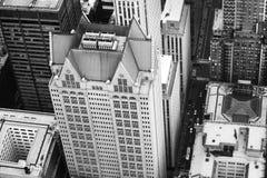 Stadssiktsbyggnad Arkivfoton