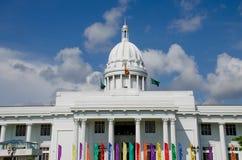 Stadsstadshus av stadshuset till staden av Colombo av Sri Lanka royaltyfri bild