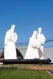 Stadssymbol av födelse- i Brasilien Royaltyfri Bild